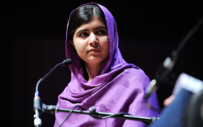 XV – Malala Yousafzai