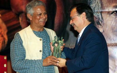 VIII – Muhammad Yunus